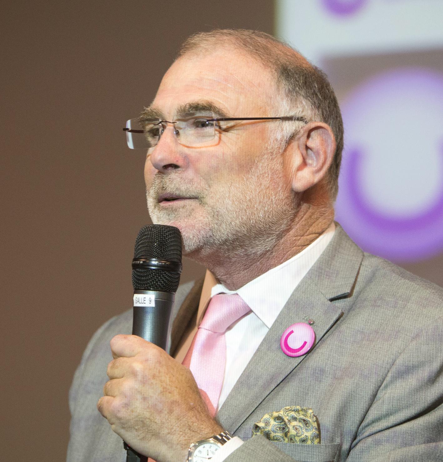 Yves de Montbron conférencier optimisme